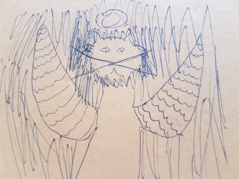 cat angel in pen.jpg